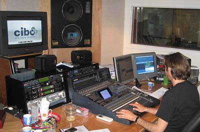 Audionabewerking bij The Soundpost
